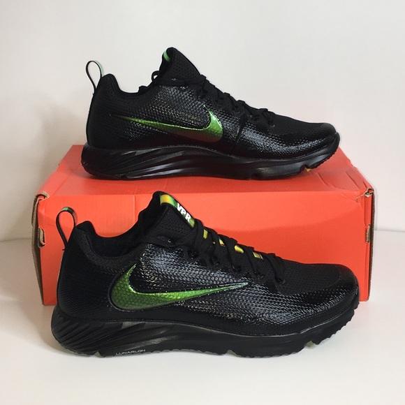3d0dbca11b7d Nike Super Bowl LII Black Vapor Speed Turf Sz 9. M 5c2bf5cfaa87701c60708b0b